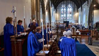 St Andrews Church congregation