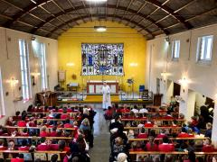 St Andrews Church sunday service